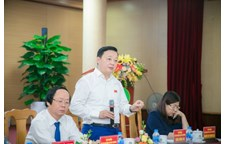Minister of Natural Resources and Environment Tran Hong Ha to visit to Vietnam National University of Agriculture